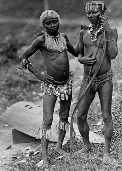Андамани от XIX век.