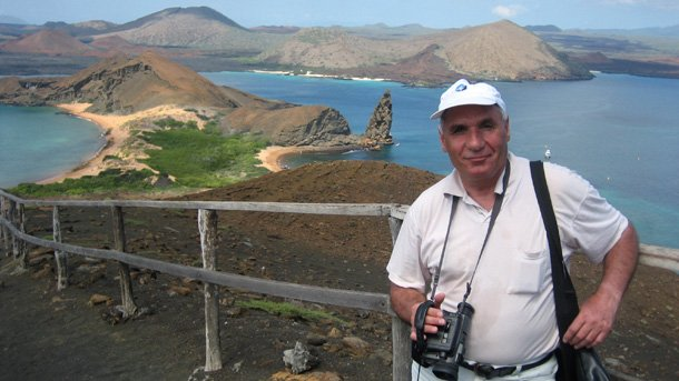 На Галапагоските острови