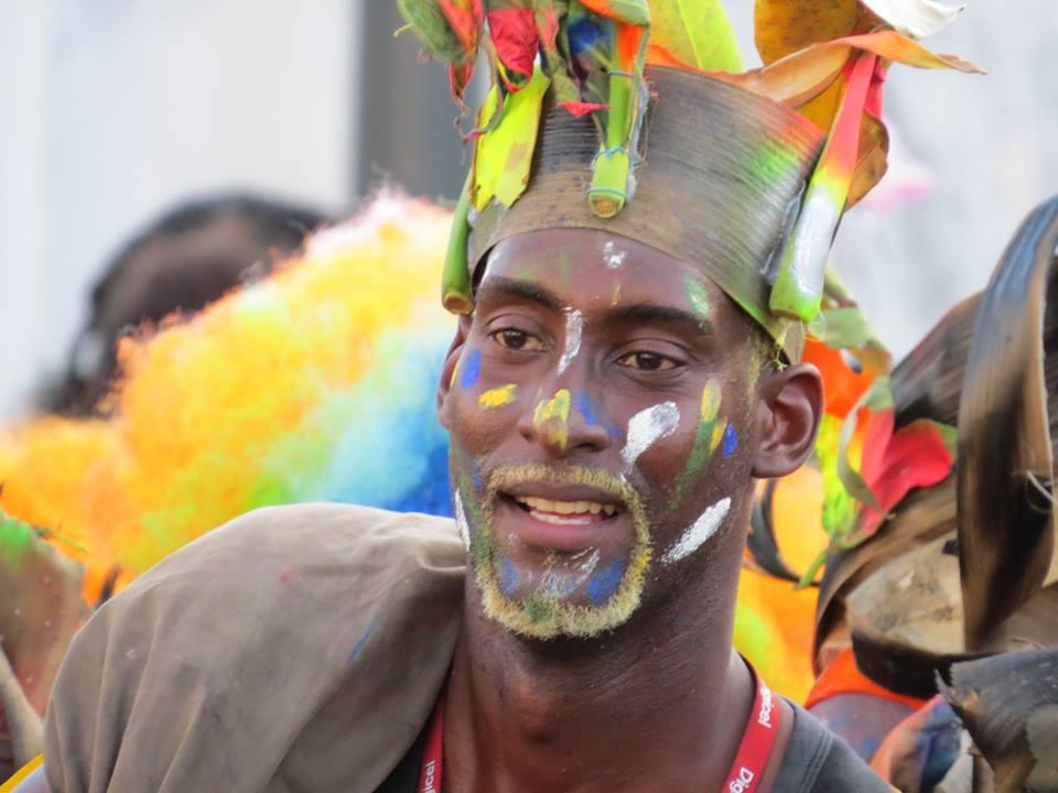 На карнавала в Мартиника