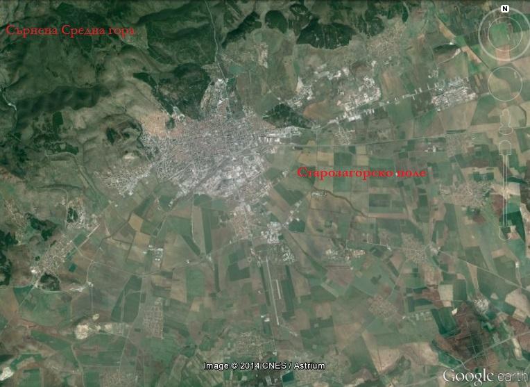 Karta 2019 Karta Na Stara Zagora Satelit