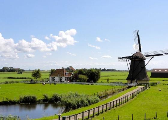 Нидерландски ландшафт