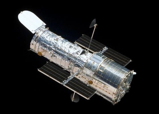 Телескопът Хъбъл