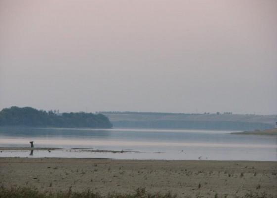 Дунав при вливането на Тимок.