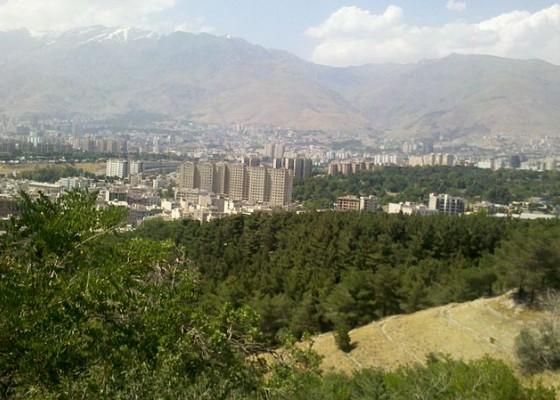 Град Техеран