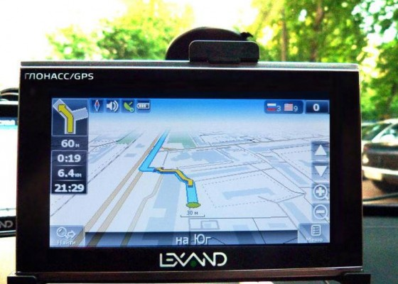 Приемно устройство за GPS/ ГЛОНАСС