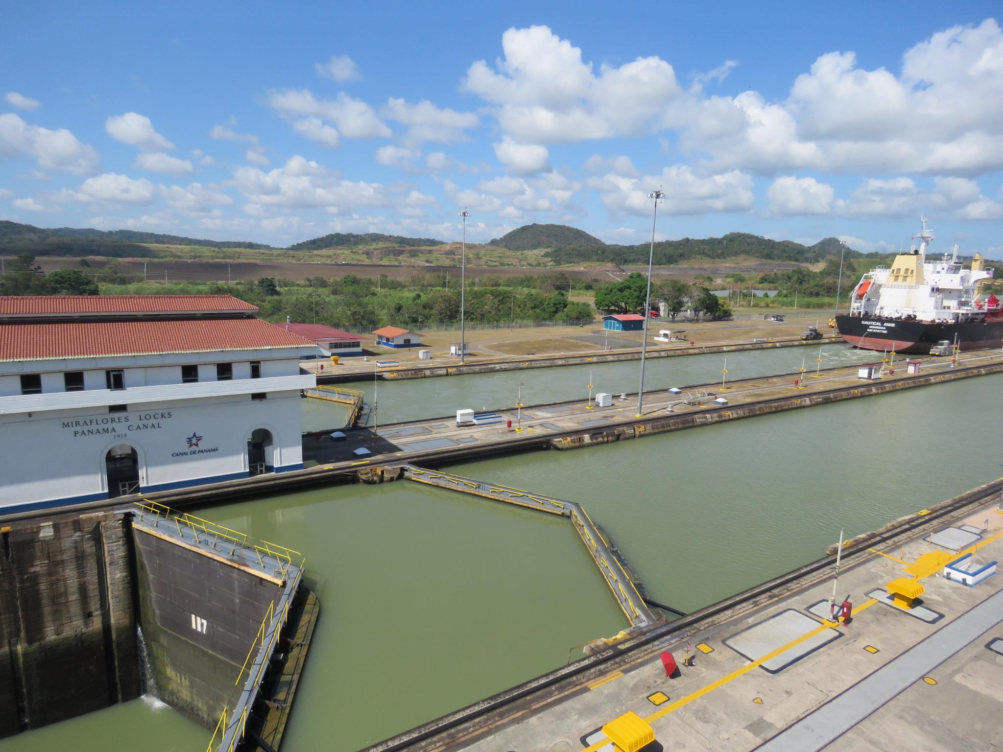Резултат с изображение за Панамския канал